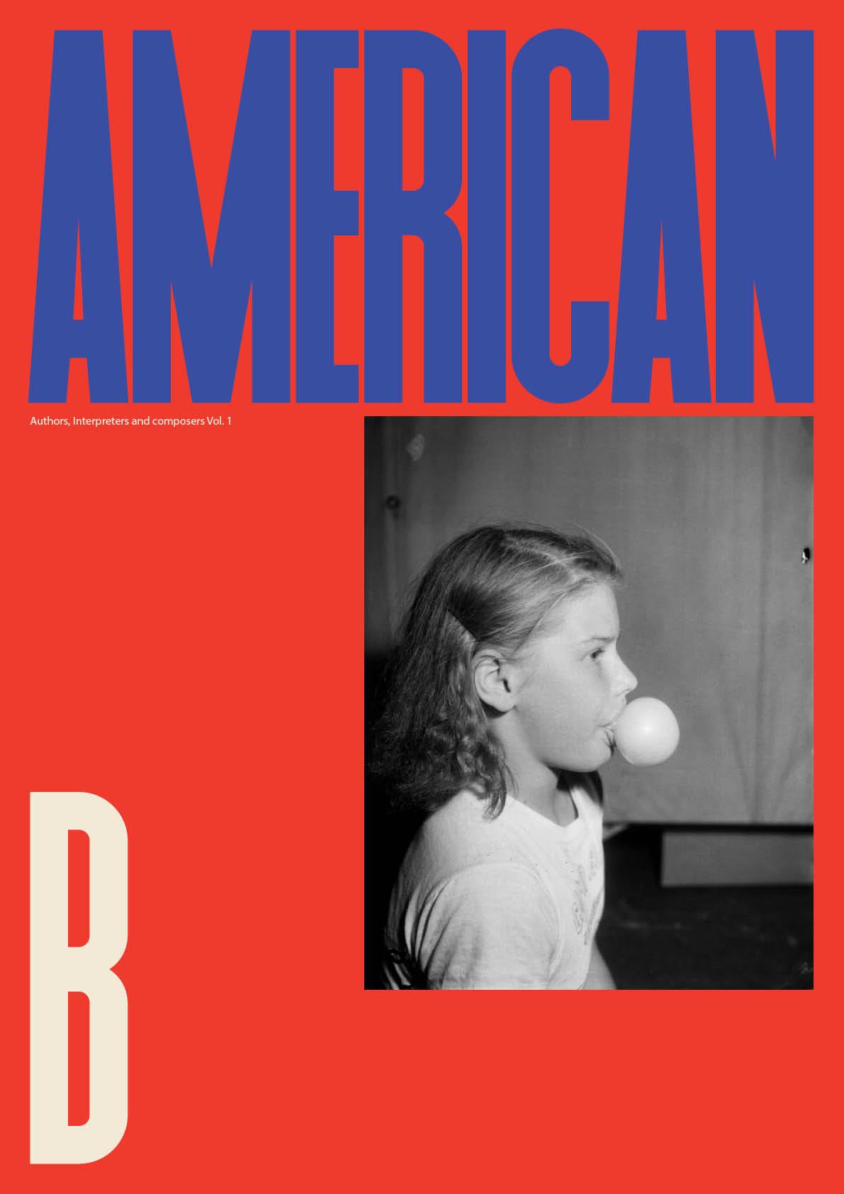 AMERICAN B COVER