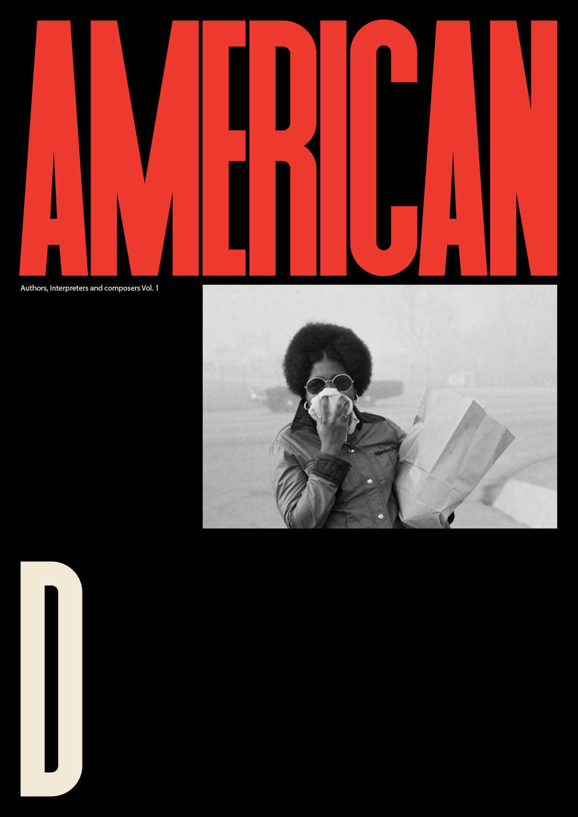 AMERICAN D COVER