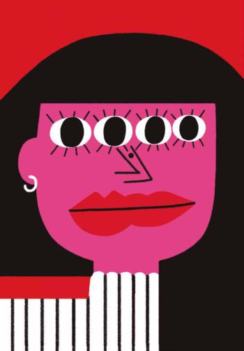 Cachetejack: ilustraciones reivindicativas y feministas